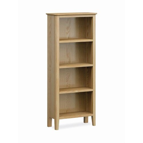 Burscough Slim Bookcase